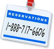 Perimeter Bus Telephone Reservations